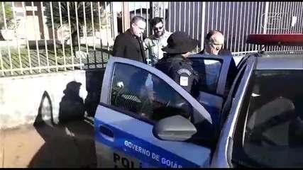 Bispo e padres são presos na Operação Caifás, contra desvios de recursos na Igreja Católica em Goiás