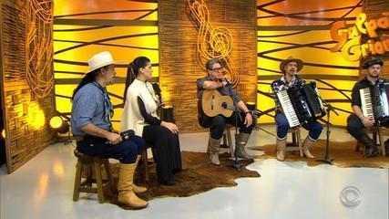 Oswaldir e Carlos Magrão relembram momentos da carreira no 'Galpão' (bloco 2)