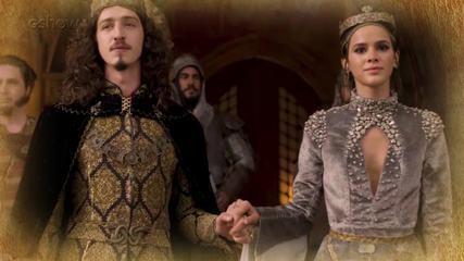 Resumo de 27/03: Rodolfo e Catarina se casam