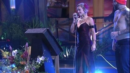 Ao cantar 'Puro Êxtase', Jéssica diz que a música a representa