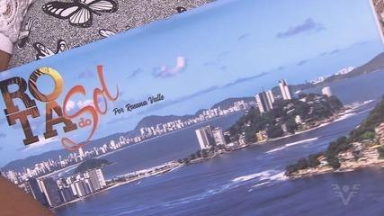 Livro do Rota do Sol teve lançamento em Vicente de Carvalho
