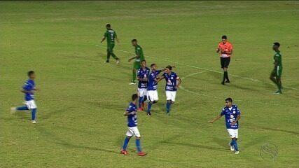 Veja os gols de Confiança e Lagarto na final do Campeonato Sergipano sub-19