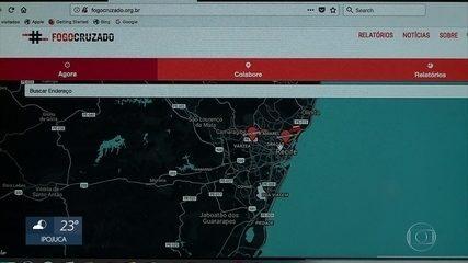 Grande Recife passa a contar com aplicativo de celular para ajudar a mapear a violência
