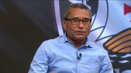 PC Vasconcellos cobra atitude da diretoria do Vasco em ataques de racismo a Paulão