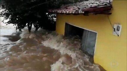 Chuva causa estragos no Nordeste; Maranhão é estado mais atingido
