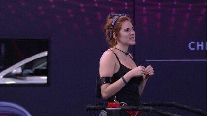 Ana Clara e Gleici cantam música de Luiz Gonzaga