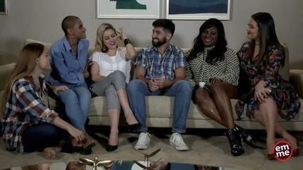 'EMME' Entrevista: ROUGE