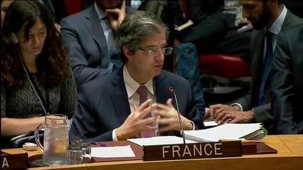 Assista ao discurso do embaixador da França na ONU