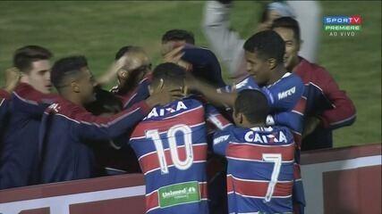 Confira os melhores momentos de Boa Esporte 0 x 2 Fortaleza