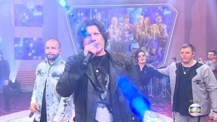Paulo Ricardo, Projota, Maiara e Maraísa e Ferrugem cantam música tema do programa