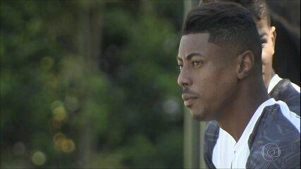 Bruno Henrique é relacionado para partida do Santos contra o Bahia