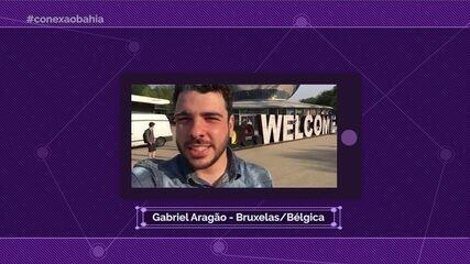 'Você no Conexão': veja os vídeos dos telespectadores que apareceram no programa