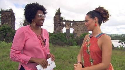 Historiadora Claudia Lopes conta como Simões Filho foi formada e cita marcos históricos