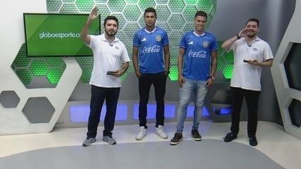 Danilo Galvão e Guigui comentam sobre vitória do Nacional na estreia da Série D