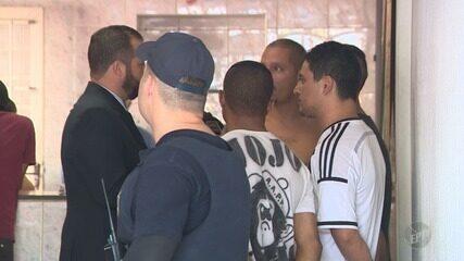 Briga entre torcedores da Ponte Preta e Guarani termina com 9 pessoas presas