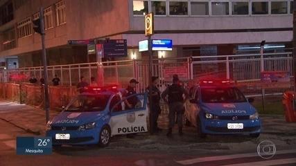 40% dos policiais estão afastados das ruas, no Rio. 8 mil por licenças médicas