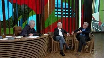 Fernando Henrique Cardoso explica que não se governa simbolicamente