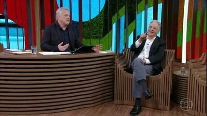Fernando Henrique Cardoso afirma que viu um OVNI no céu