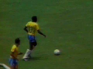 Copa de 1986 - Brasil x Irlanda - gol de Josimar