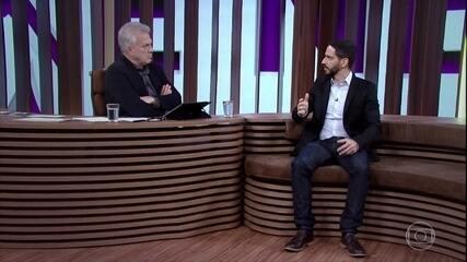 Ronaldo Lemos fala sobre discursos falsos que circulam pela internet