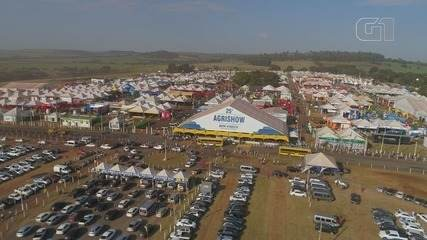 Visitantes e expositores relatam expectativas na Agrishow 2018