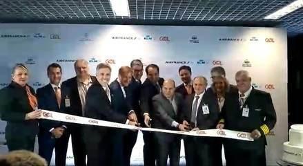 Centro de conexões de voos internacionais começa a operar em Fortaleza