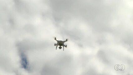 Drones que conseguem identificar até praga em lavoura serão destaques na Agrotins 2018