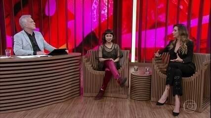 Mônica Martelli fala sobre repressão ao prazer feminino