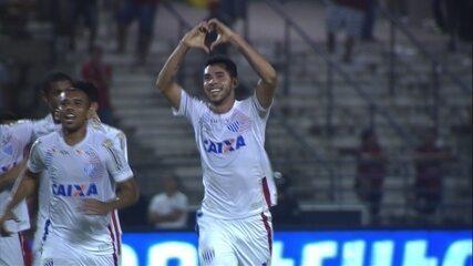GOL DO AVAÍ! Renato marca contra o CRB, aos 29 do 1º tempo