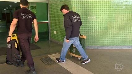 Polícia Civil faz operação contra exploração sexual de crianças e adolescentes