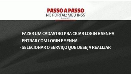 INSS começa a aprovar os benefícios pela internet e telefone