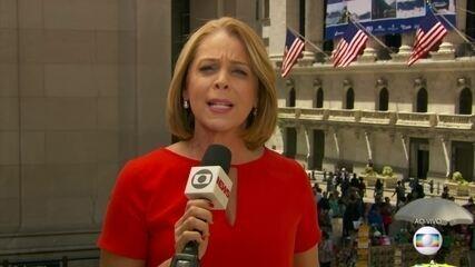 Papéis da Petrobrás despencam na bolsa de valores de Nova York