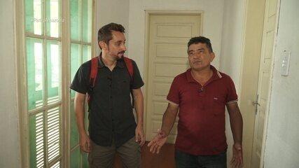 Parte 1: Moacyr visita antigas instalações da Vila Amazônia