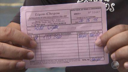 Greve dos caminhoneiros: comerciantes cobram R$100,00 por gás de cozinha, que está escasso
