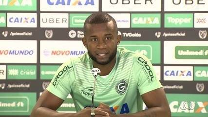 Volante admite cobrança do presidente do Goiás após derrota para o Boa Esporte