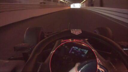 Comparação entre Ricciardo e Verstappen em Mônaco mostra que o australiano perdeu a sétima marcha