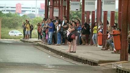 Ludovicense enfrenta redução na frota de ônibus
