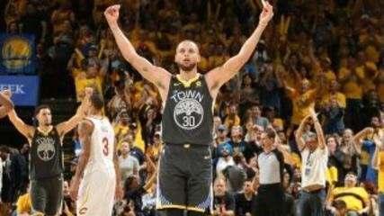Stephen Curry marca 33 pontos no jogo 2 das finais da NBA