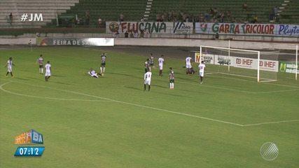 Série D: Fluminense leva 2x0 do Moto Club