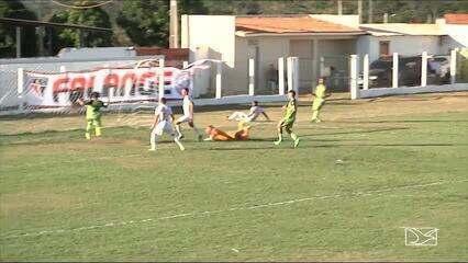Cordino e Ferroviário empatam em jogo de seis gols