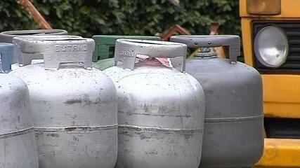 Distribuidoras de gás de cozinha do Centro-Oeste Paulista ainda estão sem o produto