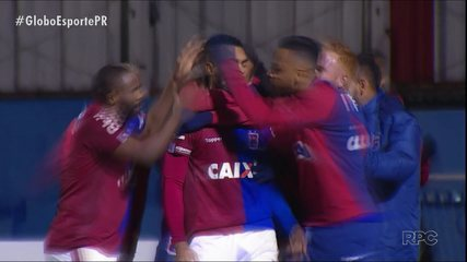 Thiago Santos se escala no Cartola e ajuda o Paraná na primeira vitória