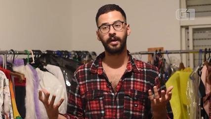 Estilista de Pabllo Vittar, Victor Miranda abre armário da drag e faz seu top 5 de looks