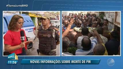 Polícia prende novos suspeitos por morte de policial em Salvador