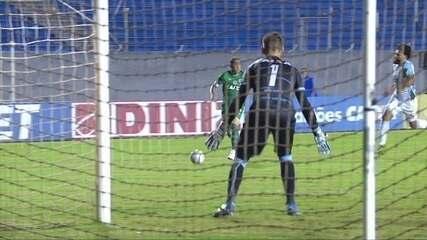 veja os melhores momentos de Londrina 1 x 3 Goiás pela 11ª rodada