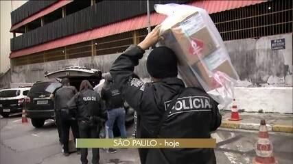 Presos em todo o Brasil líderes de facção que suspeitos de estimular brigas em presídios