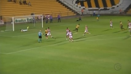 Linense empata no fim, tira o Novorizontino e disputa o acesso à Série C do Brasileiro