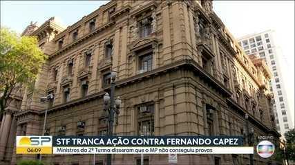STF arquiva processo criminal contra Fernando Capez (PSDB)