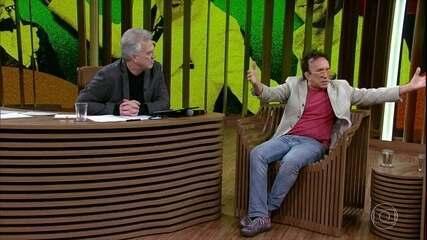 Moacyr Franco afirma que a idade torna as pessoas mais humildes