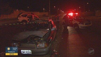 Dois morrem em acidentes em rodovias na região de Ribeirão Preto